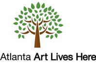 Art Lives Here logo