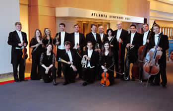 Atlanta Chamber Players 34th Season musicians