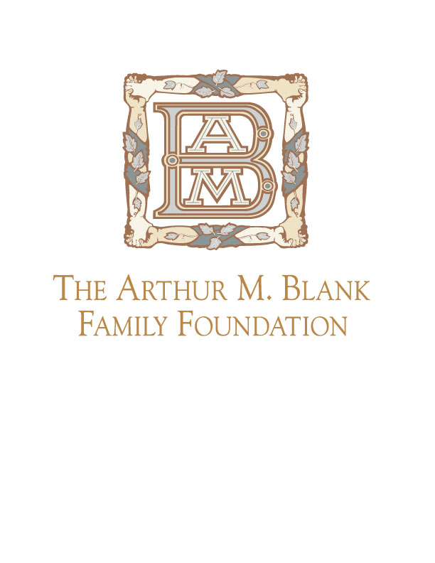 Blank Foundation logo