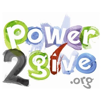 power2give logo
